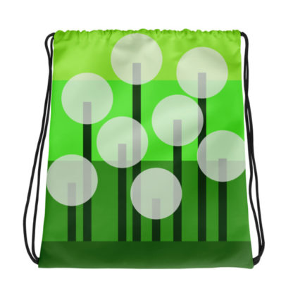 Dandelion Drawstring Bag