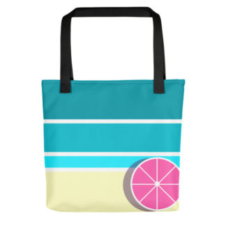 Umbrella on the Beach Tote Bag