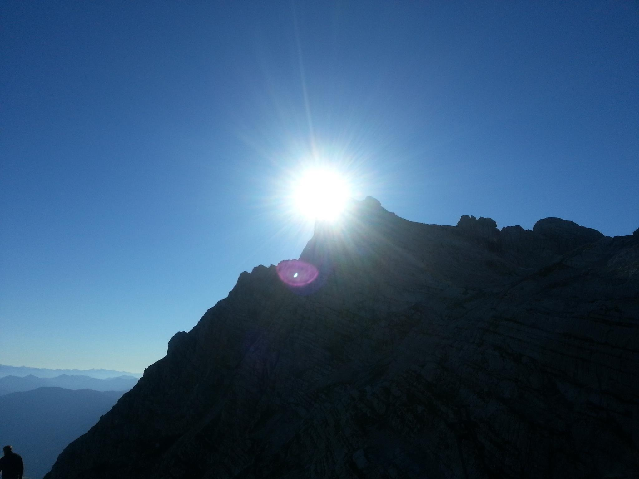 mountain in austria
