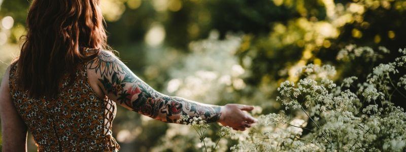 Plant Tattoos For Plant Lovers Happy Nature Blog Lorelsberg