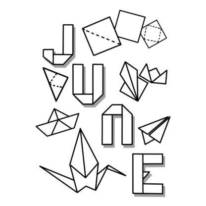 Planner Journal Printable - June