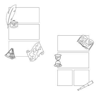 Bujo Page - Explorer Kit