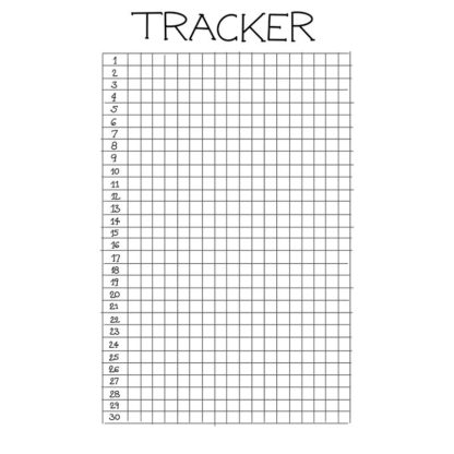 multi purpose grid tracker